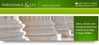 Parsonage & Co Solicitors