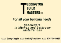 Teddington Build Masters